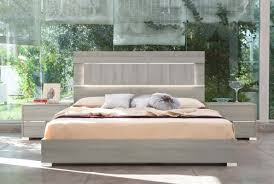 Italian Modern Bedroom Furniture Sets Modrest Ethan Italian Modern Grey Bedroom Set