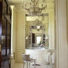 Bronze Bathroom Mirror Venetian Mirror Bathroom View In Gallery An Oversized Venetian