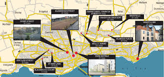 Dundee Scotland Map Dundee Set For New 64m Homes Boost Evening Telegraph