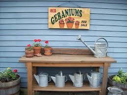 Potting Bench Kits Organized Clutter My 2017 Junk Garden Potting Bench