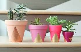Cute Flower Pots by 21 Diy Pretty Plant Pots You Can Create U2013 Listinspired Com