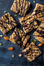 Chewy Almond Butter Power Bars Foodiecrush Com by 134 Best Images About Brownies And Bars On Pinterest Oatmeal