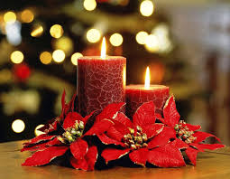 25 christmas candle decoration ideas to try this year inspired luv
