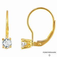 leverback diamond earrings fresh leverback diamond earrings yellow gold jewellry s website