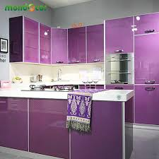 diy kitchen cabinet promotion shop for promotional diy kitchen modern vinyl diy decorative film pvc self adhesive wall paper furniture renovation stickers kitchen cabinet waterproof wallpaper