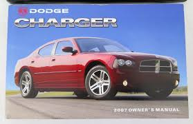 2007 dodge charger v6 owners manual the best charger 2017