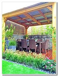Pergola Designs With Roof by Pergola Designs With Metal Roof Popular Roof 2017