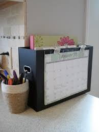 kitchen countertop organization ideas 15 command centers to keep your whole family on track
