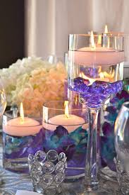 Floating Candle Centerpieces by 300 Best Candle Wedding Centerpieces Images On Pinterest