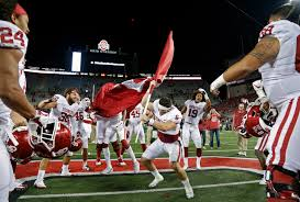 State Flags For Sale Quarterback Mayfield Sorry For Planting Oklahoma Flag At Ohio