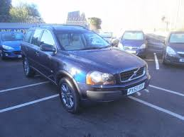 2003 xc90 used volvo xc90 2003 for sale motors co uk