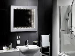 Framed Bathroom Mirrors Ideas Black Framed Bathroom Mirrors U2013 Laptoptablets Us
