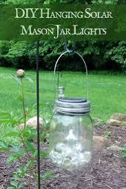 Mason Jar Lights Outdoor by 25 Unique Solar Mason Jars Ideas On Pinterest Mason Jar Solar