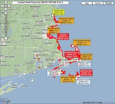 blizzard of 2013 brings another threat coastal flooding climate