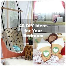DIY Bedroom Decorating Ideas - Diy decorating ideas for bedrooms