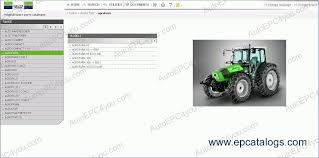 deutz fahr sdf e parts 2012 repair manual heavy technics repair
