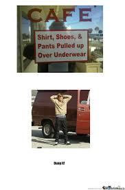 Sagging Pants Meme - pants sagging by carson meme center