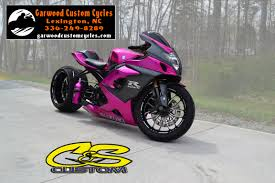 gixxer suzuki gsxr all paint by garwood custom cycles custom