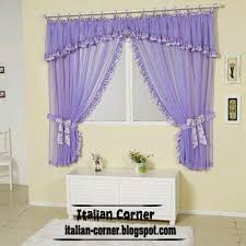 Curtain Valances Designs Bedroom Brilliant Valance Curtains Transitional Kimberley Seldon