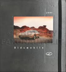 2001 grand am and alero repair shop manual original 2 volume set