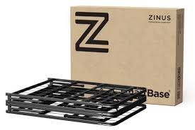 zinus 14 inch smartbase mattress foundation bed frame review