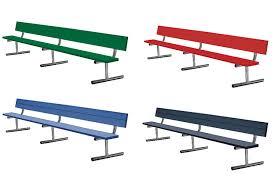 premium team bench beacon athletics store