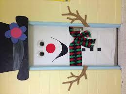 snowman door decorations door snowman decoration diy santa christmas door hanger