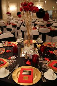 Gold Table Decorations Birthday Party Table Decoration Ideas For Adults Sacramentohomesinfo