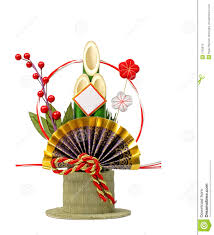 new year traditional decorations japanese new year decoration stock image image of travel asia