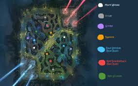 League Of Legends World Map by League Of Legends Beginner U0027s Guide To Jungle