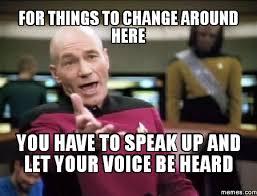 Meme Speak - speak up meme flt