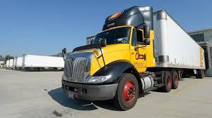 international trucks file international trucks cab and 53 u0027 trailer at usaf base jpg
