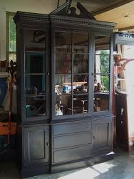 china cabinet red chinanet with glass doors oak hgtvnets
