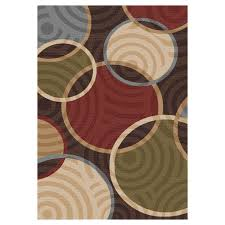 Home Design 7 X 10 D78 Gloucester Bubbles Rug 7x10 Ft At Home At Home