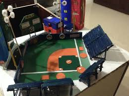 baseball stadium project kids project pinterest craft and