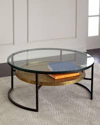 End Table Ls Arteriors Granger Metal Coffee Table Neiman