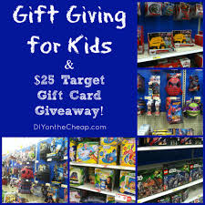 gift cards for kids gift giving for kids 25 target gift card giveaway erin spain