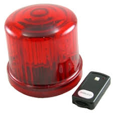 battery powered emergency lights for vehicles in rotating led beacon battery operated jack with remote control red