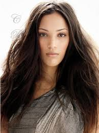 hairstyles and colours for long hair 2013 highlights for dark brown hair and dark skin