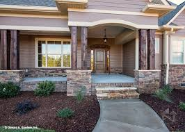 House Plans With Front Porch One Story 209 Best One Story Home Plans Images On Pinterest Dream House