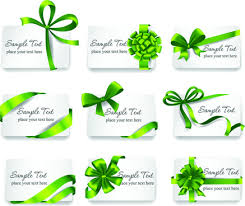 green gift voucher vector illustration vector gift card free vector 14 134 free vector for
