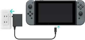 how to charge the joy con controllers nintendo support