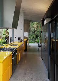 cuisine jaune et grise cuisine grise et jaune fashion designs