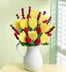 fruit basket arrangements edible arrangements fruit bouquet pitcher of fruit yelp