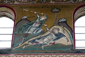 file cain and abel cathedral of monreale italy 2015 jpg