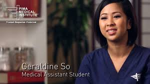 Medical Support Assistant Medical Assistant Student Geraldine So Support Youtube