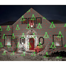 Christmas Lights On House by Christmas Lights Projector On House Beyond Belief On Modern Home