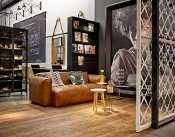 Salon Design Interior R Hair Salon By Creneau International Genk U2013 Belgium Retail