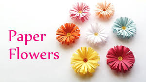 tissue paper flowers printable instructions diy how to make awesome paper flowers tutorial easy diy paper