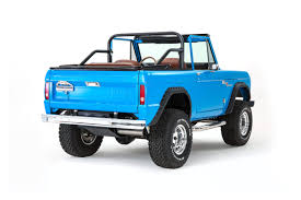 Vintage Ford Truck Parts Canada - early model ford bronco builds classic ford broncos